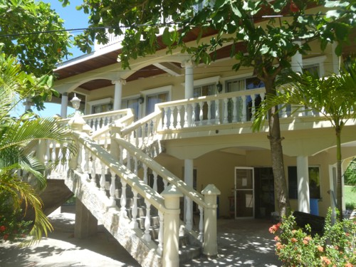 Foster S West Bay Resort Roatan Honduras