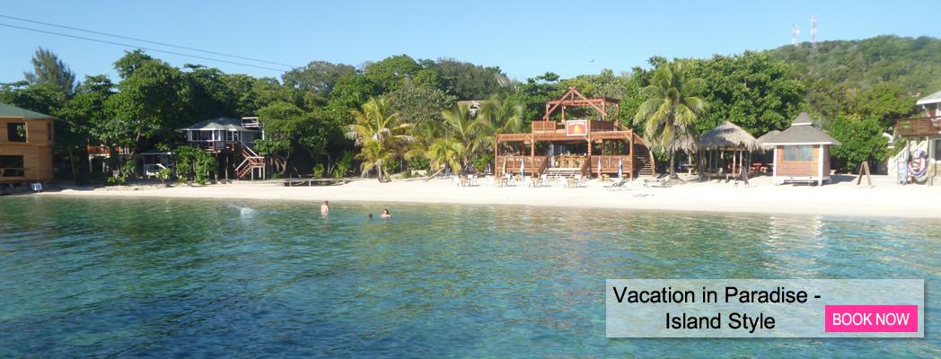 Foster S West Bay Resort Roatan Honduras